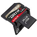 SanDisk 1GB Ultra II SD Plus USB Flash Memory Card (Bulk Packaging)