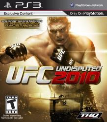 PS3 - UFC Undisputed 2010 (Pre-Played)