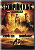 The Scorpion King Action Pack (DVD)