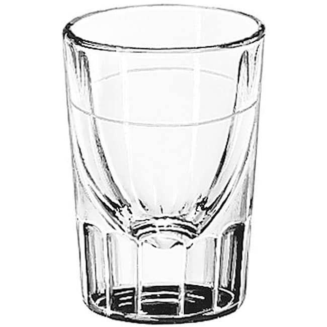 Libbey Fluted 1.5-oz Lined Whiskey Shot Glasses (Case of 48) at Sears.com
