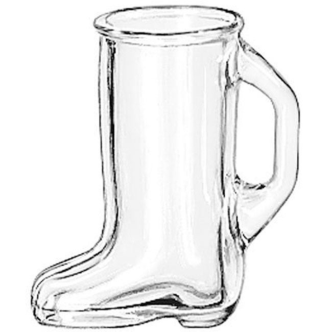 Libbey 1.5-oz Boot Shot Glass (Case of 36) at Sears.com