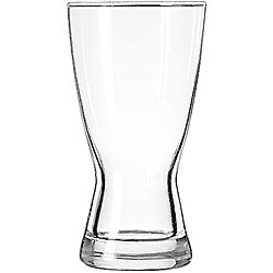 Libbey 12-oz Hourglass Pilsner Glasses (Case of 24)