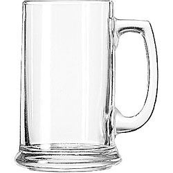 Libbey 15-oz Glass Mug (Pack of 12)