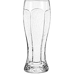 Libbey 23-oz Chivalry Pilsner Glasses (Pack of 12)