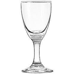 Libbey 3-oz Embassy Sherry Glasses (Pack of 12)