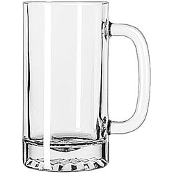 Libbey 16-oz Glass Mug (Case of 12)