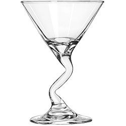 Libbey Z-stem 5-oz Martini Glasses (Pack of 12)