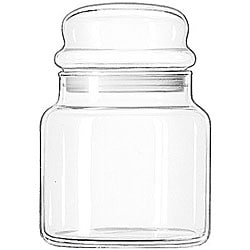 Libbey 22-oz Storage Jars (Pack of 12)