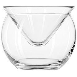 Martini 5.75-oz Chiller Glasses (Pack of 12)