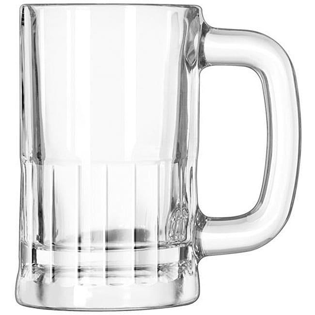 Libbey 12-oz Beer Glasses (Case of 12)