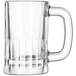 Libbey 12-oz Beer Glasses (Case of 12)