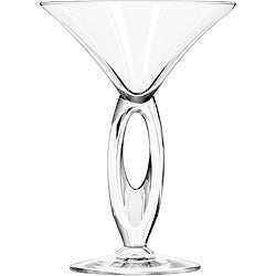 Omega 6.75-oz Martini Glasses (Pack of 12)
