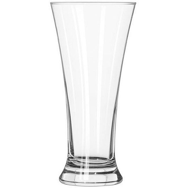 Heat-treated 19.25-oz Pilsner Glasses (Pack of 12)