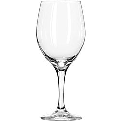 Libbey Perception 20-oz Wine Glasses (Pack of 12)