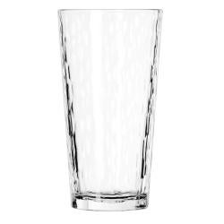 Libbey Casual 20-oz Cooler Hammered Glasses (Pack of 12)