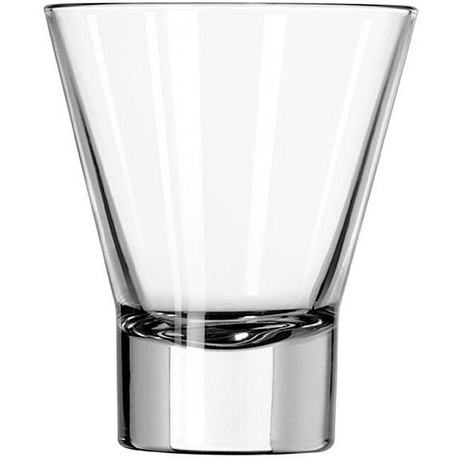 Libbey Series V250 8.5-oz Rocks Glasses (Pack of 12)