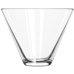 Libbey Stemless 13.5-oz Martini Glasses (Pack of 12)