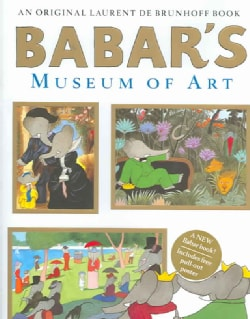 Babar's Museum of Art: (Closed Mondays (Hardcover)