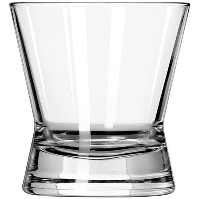 Libbey Biconic 9.5-oz Double Old Fashioned Glasses (Pack of 12)