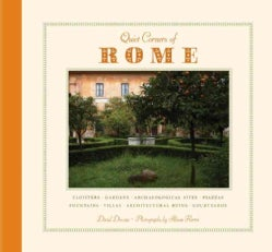 Quiet Corners of Rome (Hardcover)