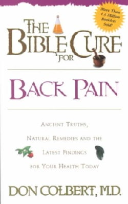 The Bible Cure for Back Pain (Paperback)