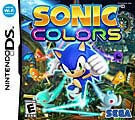 NinDS - Sonic Colors