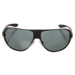Gargoyles Men's Brown Polarized Pilot Sunglasses