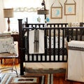 My Baby Sam Mad About Plaid 4-piece Crib Bedding Set