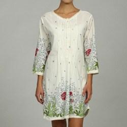 Cotton Women's Dahlia Mary Nighty (India)