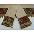 Sherry Kline Rosabella 3-piece Decorative Towel Set