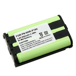 Cordless Phone Battery for Panasonic HHR-P104
