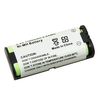 Cordless Phone Battery for Panasonic HHR-P105
