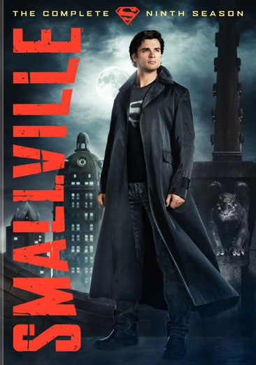Smallville: The Complete Ninth Season (DVD)