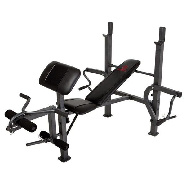 Impex MD389 Marcy Standard Bench with Butterfly