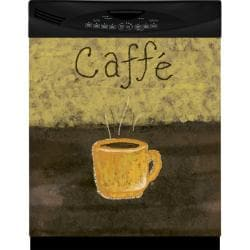 Appliance Art Caffe Dishwasher Cover