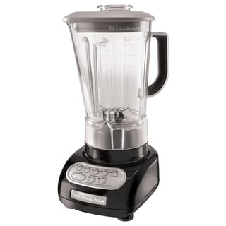 KitchenAid KSB560OB Onyx Black 5-speed Artisan Blender