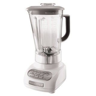 KitchenAid KSB560WH White 5-speed Artisan Blender