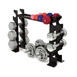 Apex Compact Dumbbell Rack