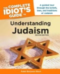 The Complete Idiot's Guide to Understanding Judaism (Paperback)