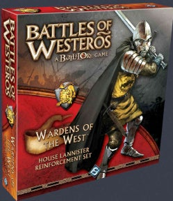 Battles of Westeros: Wardens of the West Reinforcement Set (Game)