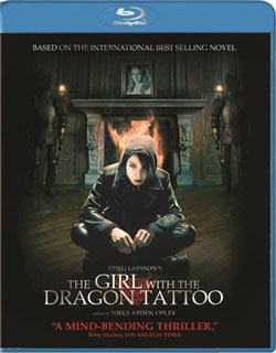 The Girl With The Dragon Tattoo (Blu-ray Disc)