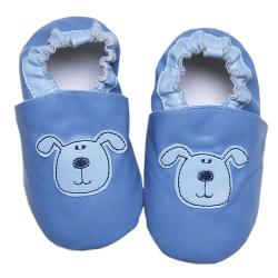 Papush Blue Puppy Shoes