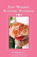 Easy Wedding Planning Notebook (Paperback)
