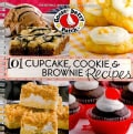 101 Cupcake, Cookie & Brownie Recipes (Paperback)