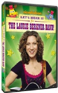 Laurie Berkner: Let's Hear It For The Laurie Berkner Band! (DVD)
