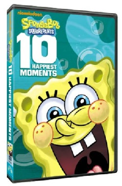 Spongebob Squarepants: 10 Happiest Moments (DVD)