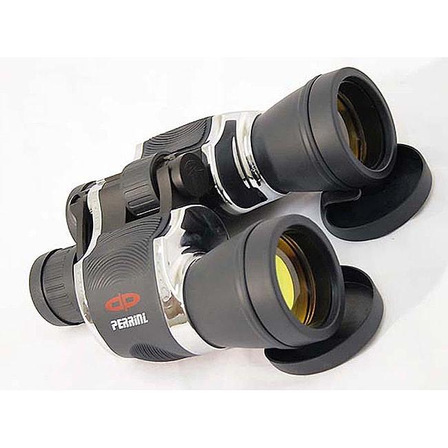 Perrini Brand 20x60 Chrome Binoculars