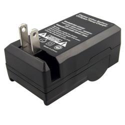 INSTEN Panasonic CGA-S007 Compact Battery Charger Set