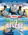 Thomas & Friends: Misty Island Rescue Movie (Blu-ray/DVD)