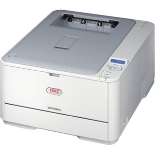 Oki C330DN LED Printer - Color - 1200 x 600 dpi Print - Plain Paper P